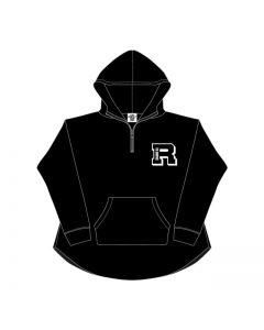 RMPG Half zip hoodie ONE SIZE