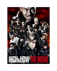 HiGH&LOW THE MOVIE 2DVD First Press Limited Deluxe Edition