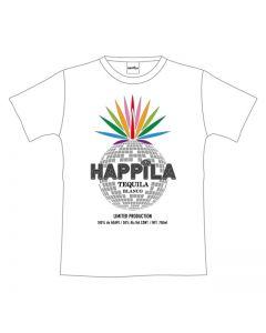 HAPPiLA T-shirt WHITE