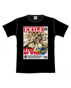 STAR OF WISH FINAL photo T-shirt