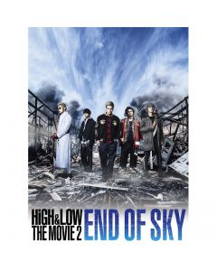 HiGH&LOW THE MOVIE 2/END OF SKY 2Blu-ray Deluxe Edition