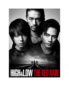 HiGH & LOW THE RED RAIN 2DVD
