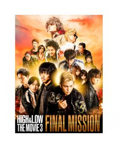 HiGH & LOW THE MOVIE 3 -FINAL MISSION- 2Blu-ray Deluxe Edition