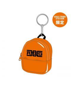 [ETS limited] Backpack key chain ORANGE