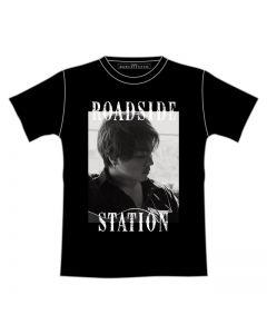 TAKAHIRO Roadside Station 2019 T-shirt BLACK