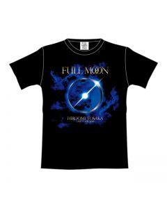 FULL MOON Tour T-shirt BLACK