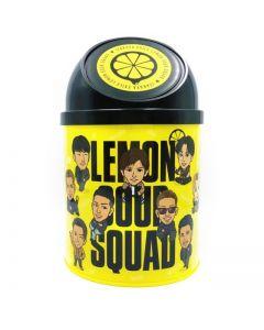 Izakaya EXILE LEMON SOUR SQUAD dust can salt lemon okaki