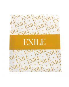 Izakaya EXILE sticker folder EXILE