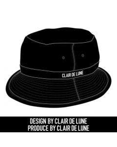 CLAIR DE LUNE bucket hat