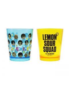 Izakaya EXILE plastic cup, set of 2