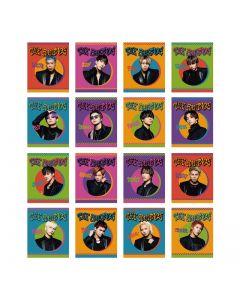 RMPG Photo sticky BOOK 16 types