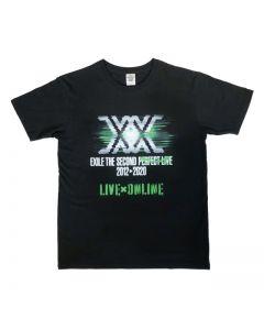 EXILE THE SECOND Tour t-shirt IMAGINATION Re.ver