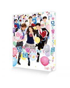 """The movie """"Anini Aisaresugite Komattemasu"""" DVD Limited edition"""