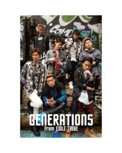 """GENERATIONS from EXILE TRIBE"""