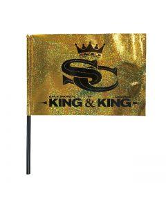 KING & KING Flag