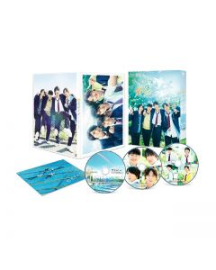 Nijiiro Days Blu-ray Deluxe Edition (First Press Limited Edition)