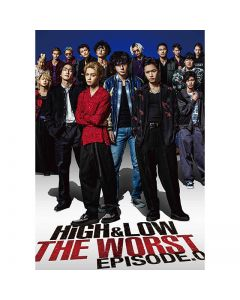 HiGH&LOW THE WORST EPISODE.0 2Blu-ray