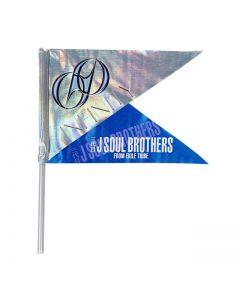 J SOUL BROTHERSIII PERFECT LIVE Flag INFINITY