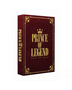 Movie version「PRINCE OF LEGEND」Deluxe edition DVD
