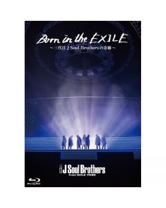 Born in the EXILE-Miracle of the J SOUL BROTHERS III-Blu-ray