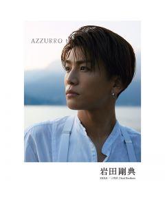 """TAKANORI IWATA photo essay """"AZZURRO"""" [special limited edition]"""