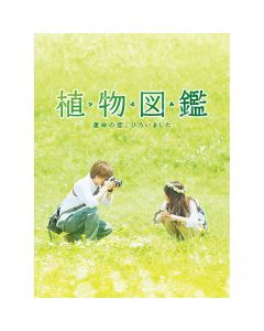Plant picture book Fate of love, picked up  luxury DVD / First edition limited production