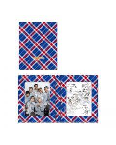 RAISE THE FLAG Photo frame
