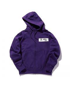 EG PY 2020 Zip Hoodie Purple