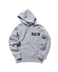 EG PY 2020 Pullover Hoodie Gray