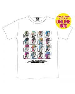 THROW YA FIST 【ONLINE Limited】 Photo T-shirt/L