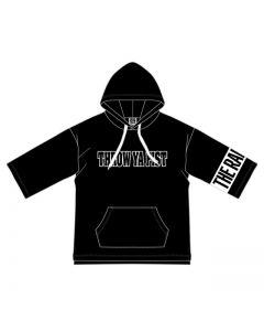 THROW YA FIST parka/BLACK/one size