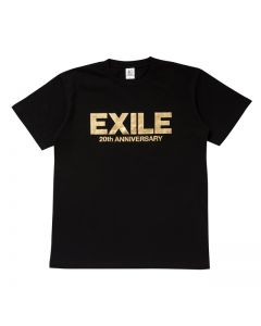 EXILE 20th ANNIVERSARY T-shirt