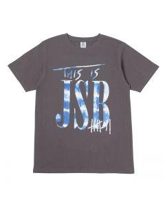 THIS IS JSB ロゴTシャツ GRAY