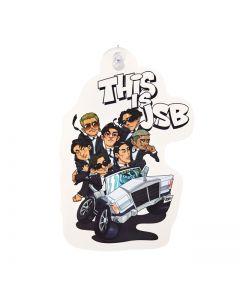 THIS IS JSB Illustration Board