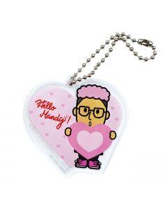 Hello MANDY Acrylic Keychain B