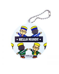 HELLO MANDY Deodorant&Antibacterial Keychain A