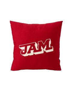 Theatrical company EXILE produce cushion