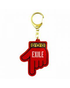 ETS Push Keychain  EXILE