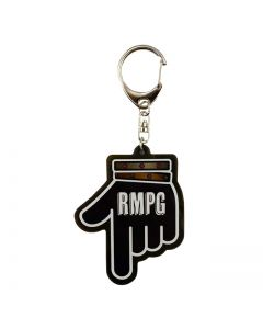 ETS Push Keychain  THE RAMPAGE