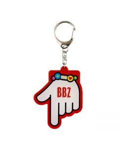 ETS Push Keychain BALLISTIK BOYZ